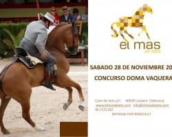 Concurso Doma Vaquera